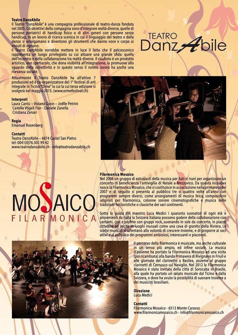 Concerto-spettacolo-retro